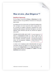 due-diligence-checkliste-1